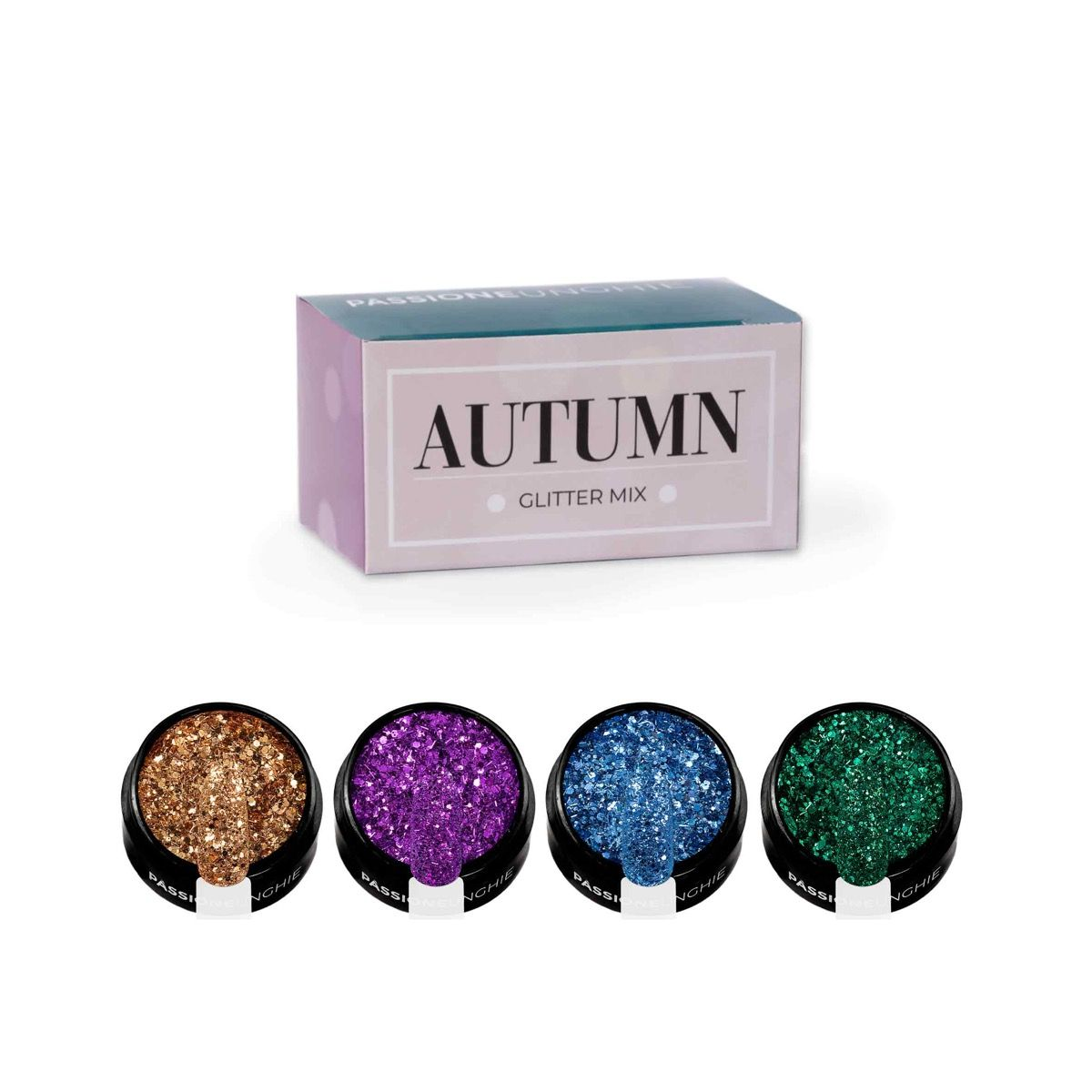 Autumn Glitter Mix